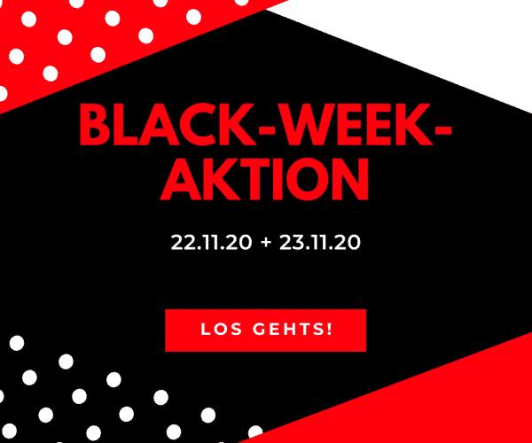 Black Week Aktion